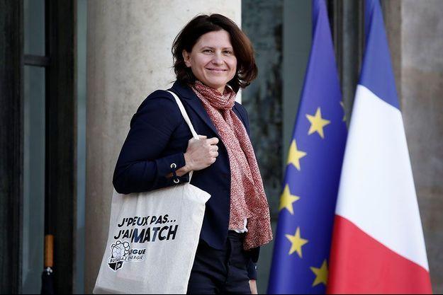 La ministre des Sports, ici à l'Elysée en octobre dernier.