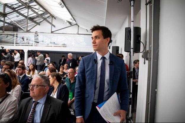 Pierre Person en juin 2019.