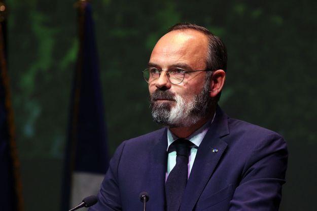 Edouard Philippe le 16 octobre 2020 à Toulon.
