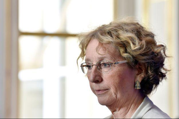 La ministre du Travail Muriel Pénicaud (photo d'illustration)