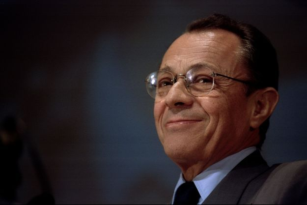Michel Rocard en 1994.