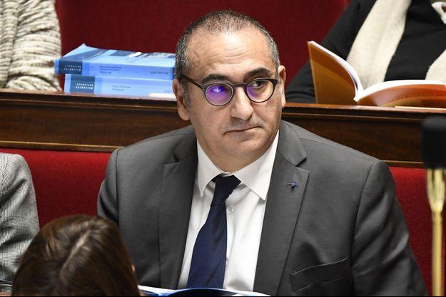 Le secrétaire d'Etat à l'Intérieur Laurent Nuñez, ici à l'Assemblée le 12 novembre.