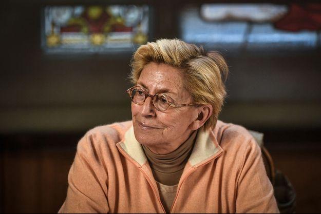 Isabelle Balkany, en avril 2019.