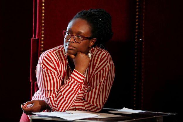 La porte-paroel du gouvernement Sibeth Ndiaye, ici à l'Elysée le 2 mai.