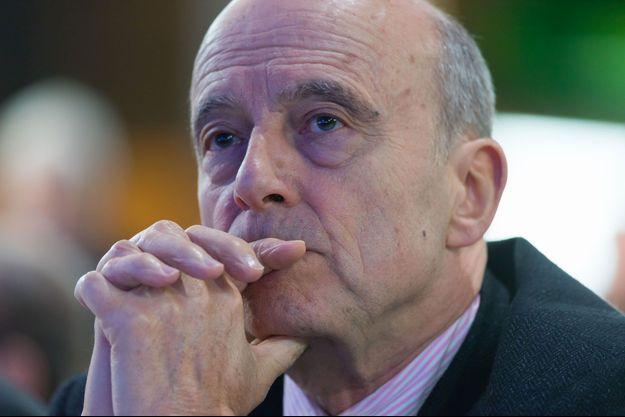 Alain Juppé le 13 février.