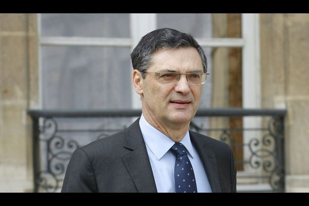 Patrick Devedjian, ministre de la Relance.