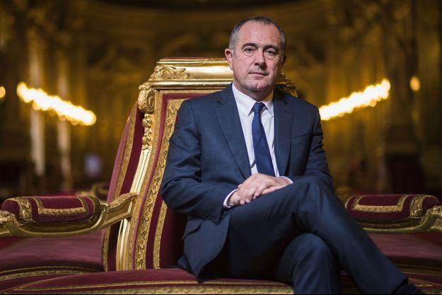 Didier Guillaume au Sénat, en novembre 2016.