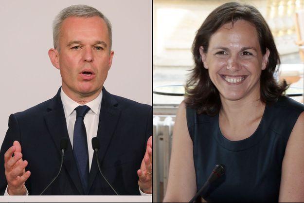 François de Rugy a rencontré la déontologue de l'Assemblée, Agnès Roblot-Troizier. (montage)