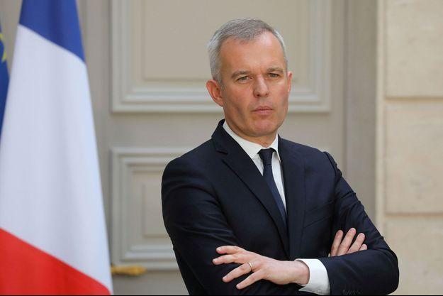François de Rugy, le 23 mai.