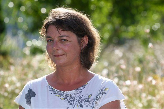 Agnès Langevine à Toulouse, vendredi dernier.