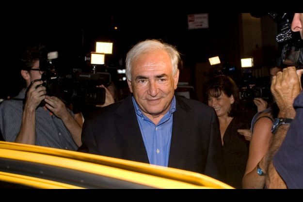 Dominique Strauss-Kahn s'exprimera au JT de Claire Chazal dimanche soir.
