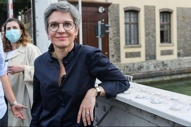 Sandrine Rousseau.