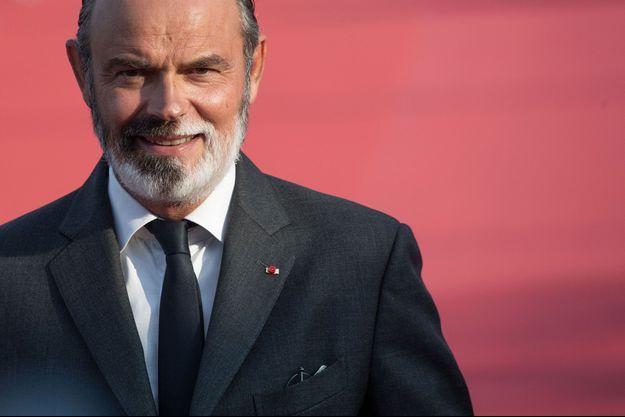 Edouard Philippe, ici au Festival de Deauville le 3 septembre.