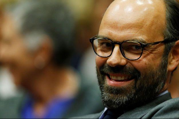 Edouard Philippe est le nouveau Premier ministre.