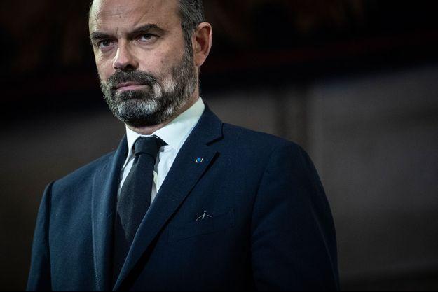 Edouard Philippe le 11 décembre 2019.