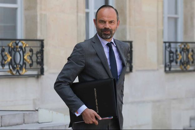 Edouard Philippe le 30 avril 2019.