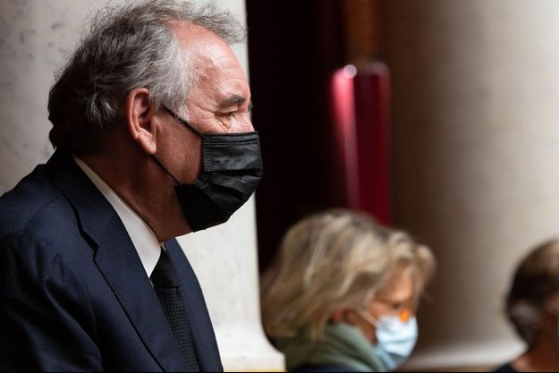 François Bayrou, ici à l'Assemblée nationale en janvier