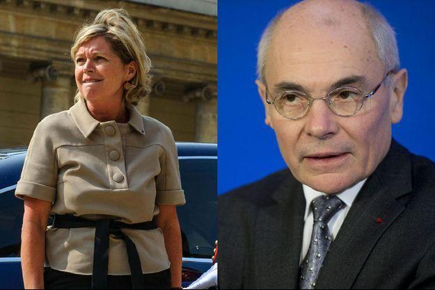 Sylvie Hubac et Thierry Lataste.