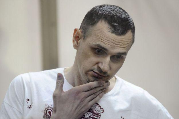 Le réalisateur ukrainien Oleg Sentsov