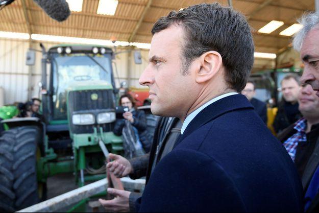 Emmanuel Macron est en déplacement dans la Vienne.