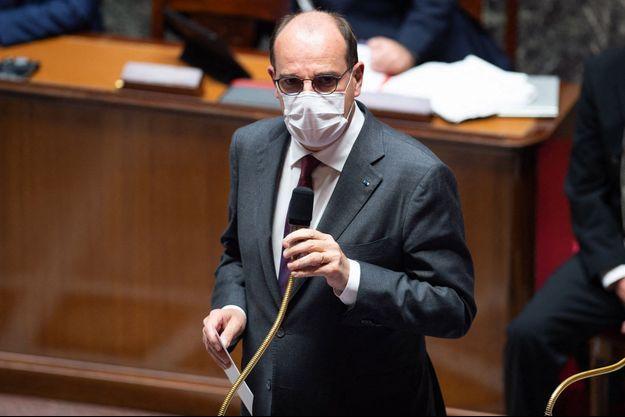 Jean Castex, ici à l'Assemblée nationale le 1er juin.
