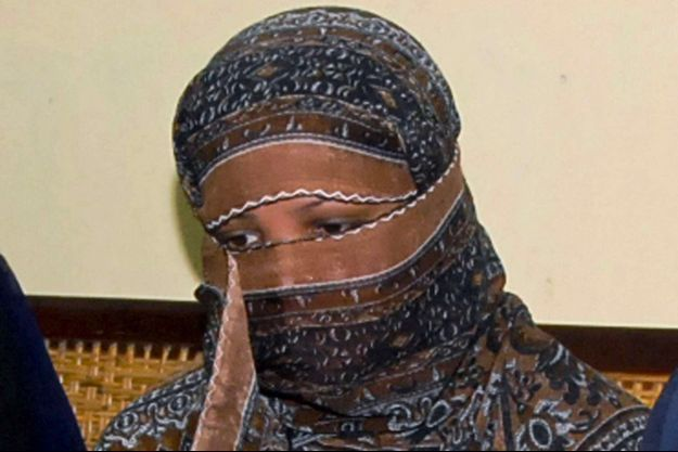 Asia Bibi sur une photo de 2010.