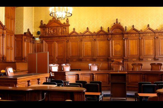 Voici le lieu même du procès des emplois fictifs.