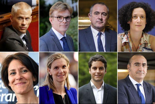 Le nouveau gouvernement compte huit nouveaux entrants