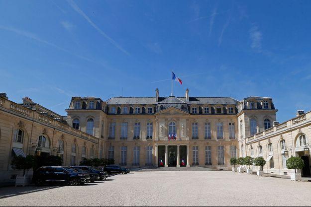 """Le palais de l'Elysée exposera bientôt des produits """"fabriqués en France""""."""