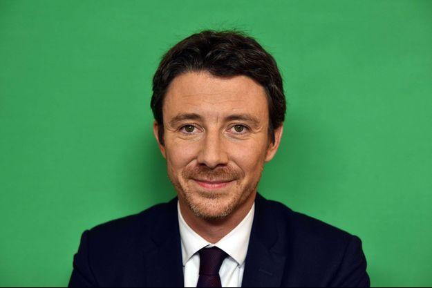 Benjamin Griveaux, porte-parole d'En Marche!, en janvier.