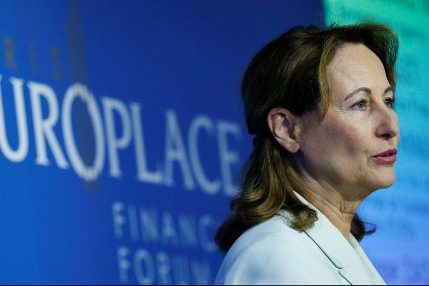 Ségolène Royal, ici en juillet 2017 lors d'un forum à Paris.