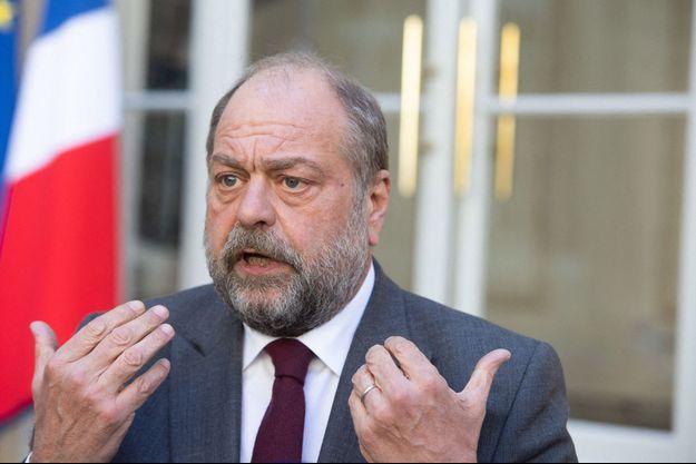 Le ministre de la Justice Eric Dupond-Moretti.