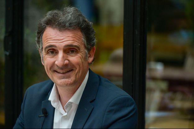 Eric Piolle à Paris le 5 mai dernier.