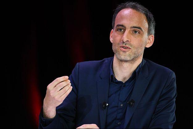 Raphaël Glucksmann le 11 avril dernier, à Paris.
