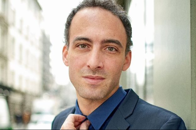 L'essayiste Raphaël Glucksmann