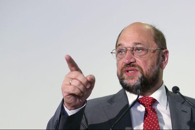Le social-démocrate allemand Martin Schulz est le candidat de tous les socialistes européens pour la présidence de la Commission européenne.