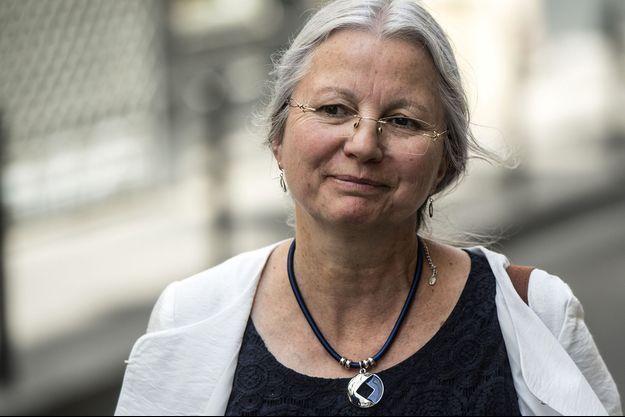 La députée Agnès Thill