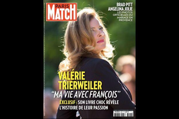 Couverture de Paris Match numéro 3407.