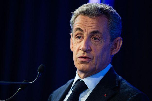 Nicolas Sarkozy le 29 septembre 2020.