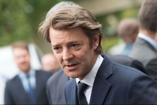 François Baroin vendredi dernier.