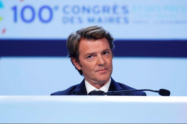 François Baroin en novembre dernier.