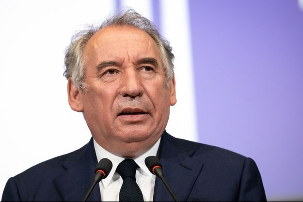 François Bayrou, ici en septembre.