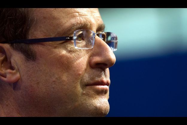 François Hollande est le deuxième président socialiste de la Ve République.
