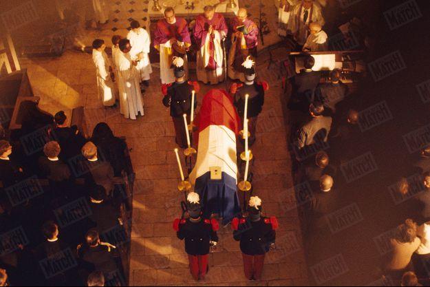 de gaulle funérailles
