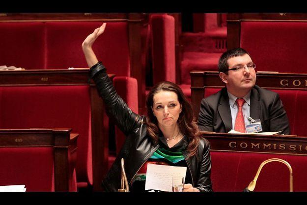 Valérie Boyer, à l'Assemblée nationale.