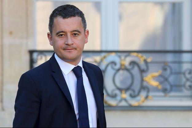 Gérald Darmanin à l'Elysée, le 14 novembre dernier.