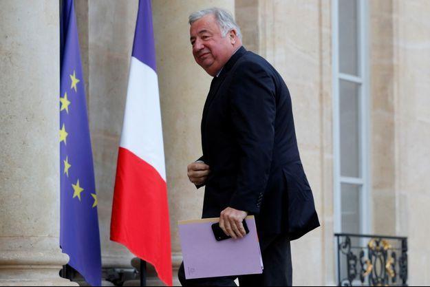 Gérard Larcher ici à l'Elysée en décembre 2018.