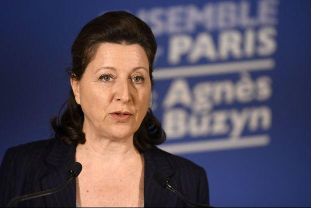 Agnès Buzyn le 15 mars 2020