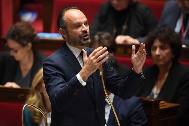 Edouard Philippe le 27 novembre 2018.