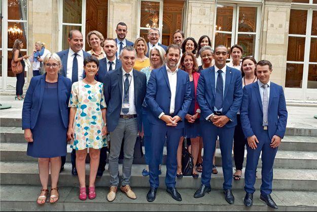 Les députés LREM